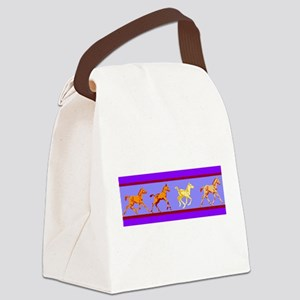 foal [Converted]2 Canvas Lunch Bag
